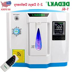 1-6L Home Medical Use Oxy Generator 110V O2 Concentrator Mac