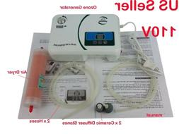 110V Home Ozone Generator with Timer Air & Water Purifier St