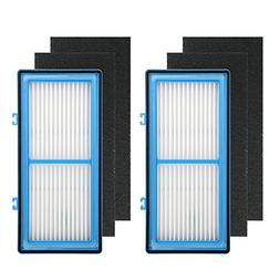 Colorfullife 2 + 4 Pack Filters for Holmes AER1 HEPA Type To