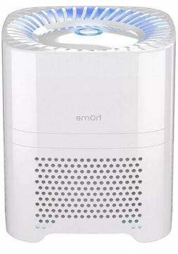 hOmeLabs 3-in-1 Compact Ionic HEPA Filter-Quietly Ionizes an