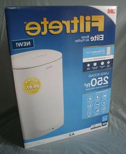 3M Filtrete Elite Room Air Purifier Large Room w/True HEPA F