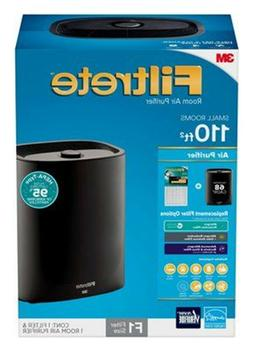 3M Filtrete HEPA Type Small Room Air Purifier  With 1 Filter