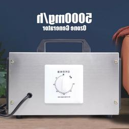 5000mg/h Commercial Industrial Ozone Generator Pro Air Purif