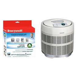 Honeywell 50250-S True HEPA Air Purifier, 390 sq ft and Hone