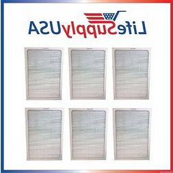 6 Air Purifier Filters For BlueAir 500/600 Series Fits 501 5