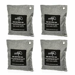 California Home Goods 9-Pack Charcoal Bags Black