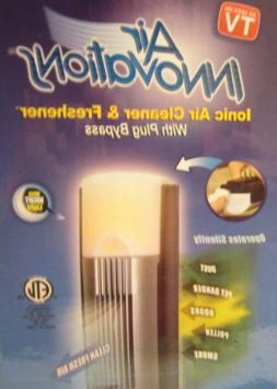 Air Innovations Ionic Air Cleaner & Freshener With Plug Bypa