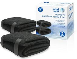 Fette Filter - Air Purifier Pre-Filters Compatible with HRF-