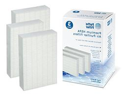 Fette Filter - Air Purifier Filters Compatible with HRF-R2,