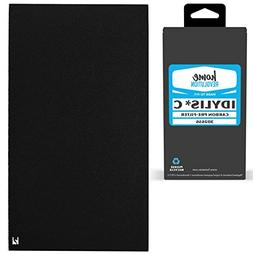 Home Revolution Replacement Carbon Pre Filter, Fits Idylis I