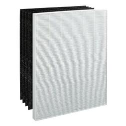 Size 21 - Replacement Filter Set: 1-True HEPA + 4 Carbon Pre