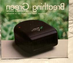 BREATHING GREEN Air Purifier & Ionizer for Home~Car~Office P