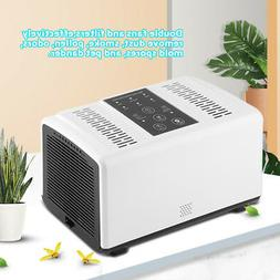 Air Purifier Cleaner Remove Smoke Removal Ionic Ionizer Home