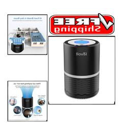 Air Purifier for Home with True HEPA Filter Smoke, Dust, Mol