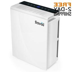 Levoit Air Purifier For Home With True Hepa Filter, Air Clea