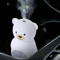 Air Purifier Lovely Bear Portable Humidifier For Home UJ