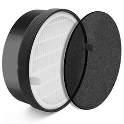 Levoit Air Purifier LV-H132 Replacement Filter, True HEPA an