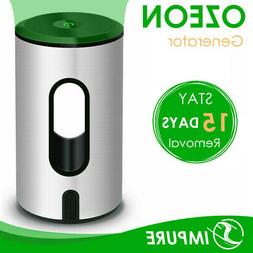Air Purifier Ozone Generator Odor Remove Disinfection Air Fr