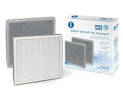 Fette Filter - Air Purifier Replacement Filter 3-in-1 True H