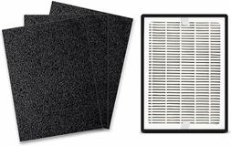 Air Purifier Replacement, LV-H126-RF, 2 Extra Pre-Filters, S
