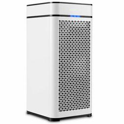 Air Purifier True HEPA Filter Activated Carbon Filter Air Cl