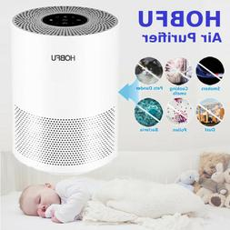 Air Purifier with HEPA Filter Portable Air Cleaner w/ 3 Spee