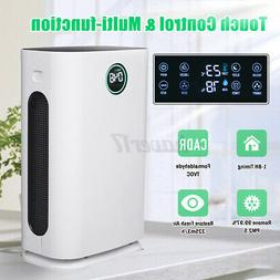 Augienb Air Purifier with True HEPA Filter Air Fresher Odor