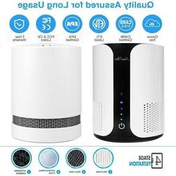 Home Air Purifier with HEPA Filter for Pet Allergies Smoke D