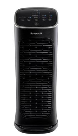 Honeywell AirGenius 4 Air Cleaner/Odor Reducer 4 Cleaning Le