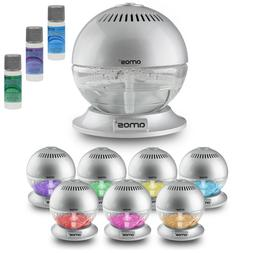 AMOS Globe Air Revitaliser Purifier Ioniser Freshener Colour
