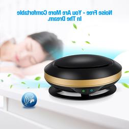 isYoung Auto Car Mini Air Purifier with HEPA Filter Portable
