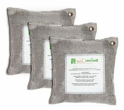 Bamboo Charcoal Air Freshener /  Purifiying Bags for Home Ca