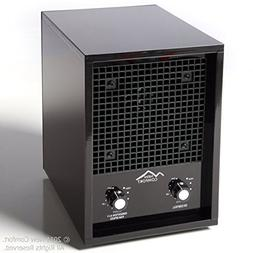 New Comfort Black Commercial Qualtiy Ozone Generator and Ion