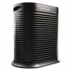 Black Honeywell HPA300 True HEPA Air Purifier, 465 sq ft Roo