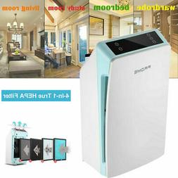 BRAND NEW Home Air Cleaner Purifier HEPA Filter Smoke Eater