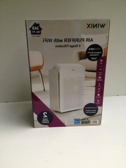 Winix C545 Wi-Fi Enabled Air Cleaner PlasmaWave Technology 4