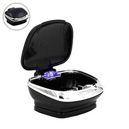 Kristing Car Ashtray with LED Lights,New Air Purifier High A