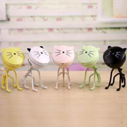 Cat Portable Quiet USB Air Humidifier Purifier for Home Offi