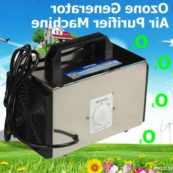 Commercial Industrial Ozone Generator Pro Air Purifier Mold