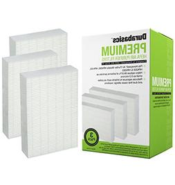 Durabasics Compatible HEPA Filter R, 3 Pack, Replacement for
