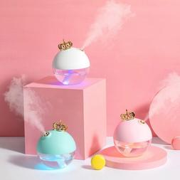 Cute Crown Humidifier Home <font><b>Air</b></font> <font><b>