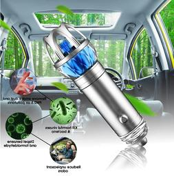 Electric Car Lighter Plug In Air Ionizer Freshener Deodorize