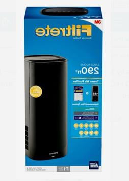 Filtrete  3M Room Air Purifier Tower - Black