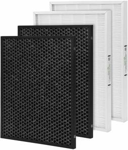 Fil-fresh 2-Pack 5500-2 Filter Combo Compatible with Winix A