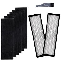 I clean Filter C Replacement GermGuardian FLT5250PT, Hepa Fi