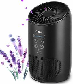 PARTU HEPA Air Purifier Smoke Air Purifiers for Home with Fr