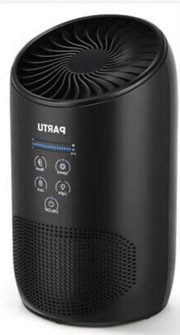 PARTU Hepa Air Purifier - Smoke Purifiers for Home with Frag