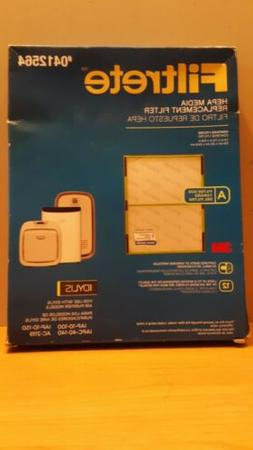 hepa media replacement filter type a 0412564