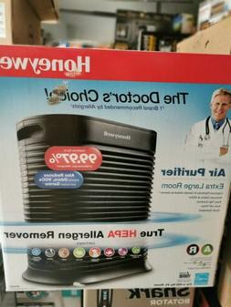 Honeywell HPA300 True HEPA Air Purifier with Allergen Remove