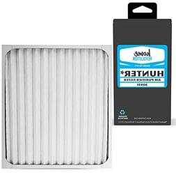 Home Revolution Replacement HEPA Filter, Fits Hunter 30201,